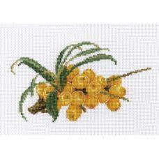 Набор для вышивания Облепиха, 19x11, Овен