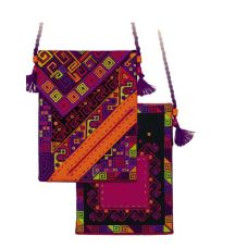 Набор для вышивания Сумка. Ацтеки, 21x29, Риолис, Сотвори сама