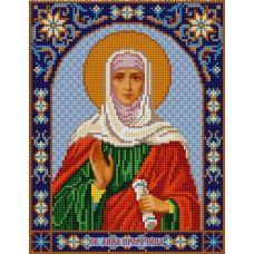 Ткань для вышивания бисером Святая Анна, 20х25, Конек