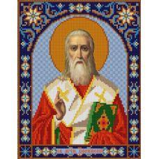 Ткань для вышивания бисером Святой Дионисий, 20х25, Конек