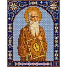 Ткань для вышивания бисером Святой Матфей, 20х25, Конек