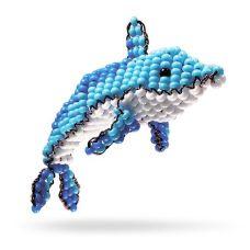 Набор для бисероплетения Дельфин, Кроше