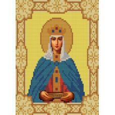 Ткань для вышивания бисером Святая Елена, 15х18, Конек