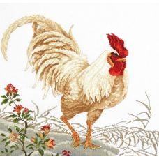 Набор для вышивания Гордая птица, 43x39, Овен