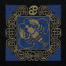 Набор для вышивания Рак, 25x25, Риолис, Сотвори сама