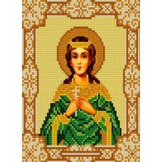 Ткань для вышивания бисером Святая Вера, 15х18, Конек