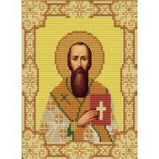 Ткань для вышивания бисером Святой Василий, 15х18, Конек