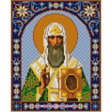 Ткань для вышивания бисером Святой Пётр, 20х25, Конек