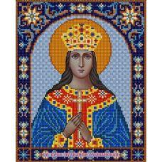 Ткань для вышивания бисером Святая Ульяна, 20х25, Конек