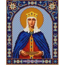 Ткань для вышивания бисером Святая Елена, 20х25, Конек