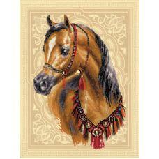 Набор для вышивания Арабское сокровище, частичная вышивка, 30x40, Риолис, Сотвори сама