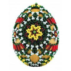 Набор для бисероплетения Яйцо. Лужицкие мотивы, 6х4,5, Риолис