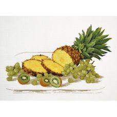 Набор для вышивания Вкус тропиков, 39x25, Овен