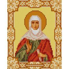 Ткань для вышивания бисером Святая Анна, 15х18, Конек