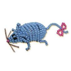 Набор для бисероплетения Игрушка Мышка, 5х2,5, Риолис