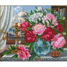 Набор для вышивания Натюрморт в венецианском стиле, 31x26, Русская искусница