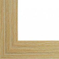 Багетная рама Peggy (бежевый), 30x40, Белоснежка