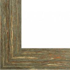 Багетная рама Olivia (серо-коричневый), 40x50, Белоснежка