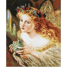 Вышивка Фея, 27x33, Алиса