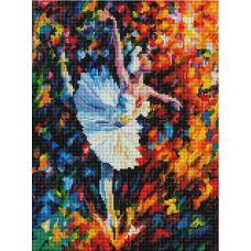 Алмазная мозаика Танец души, 30x40, полная выкладка, Белоснежка