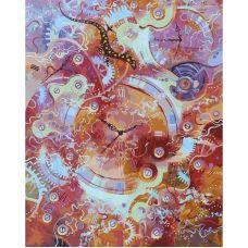 Живопись по номерам Пески времени, 40x50, Белоснежка