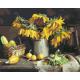 Живопись по номерам Осенний натюрморт, 40x50, Hobruk, HS1296