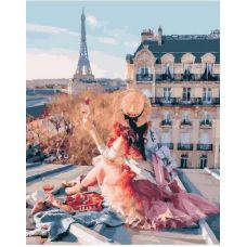Живопись по номерам Красота Парижа, 40x50, Paintboy, GX25419