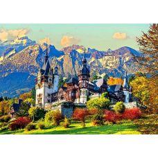 Живопись по номерам Старинный замок, 40x50, Paintboy, GX27996