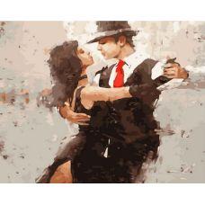 Живопись по номерам Танго, 40x50, Paintboy, GX6939