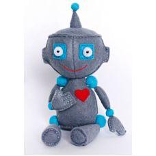 Набор для шитья Малыш робот, 13 ,Перловка