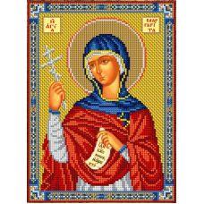 Набор для вышивания Святая Маргарита, 20x27, Вышиваем бисером