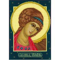 Набор для вышивания крестом Ангел Хранитель, 21x30, Риолис, Сотвори сама
