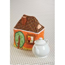 Набор для шитья Чайный домик-Грелка, 21,5см, Перловка