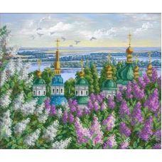 Набор для вышивания Купола, 31x26, Русская искусница