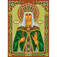 Набор для вышивания Святая Александра, 19x26,5, Вышиваем бисером