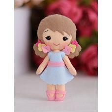 Набор для шитья куклы Малышка Алина, 15 ,Тутти