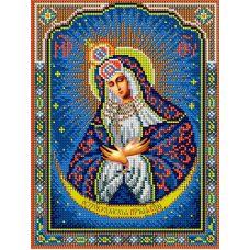 Набор для вышивания Остробрамская Богородица, 20x26,5, Вышиваем бисером