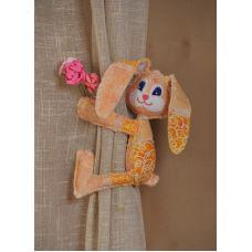 Набор для шитья Пасхальный кролик, 26см, Перловка