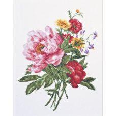 Набор для вышивания Гамма цветов, 24x31, Палитра