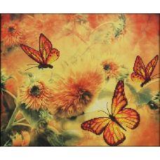 Набор для вышивания бисером Летний сон, 39,5x31, Магия канвы