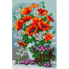 Набор для вышивания Натюрморт, 40x60, Вышиваем бисером