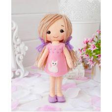 Набор для шитья кукла Ксюша, 20см, Тутти