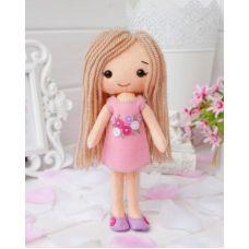 Набор для шитья Куколка Роуз, 20см, Тутти