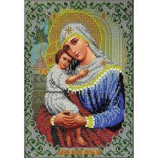 Набор для вышивания Богородица Взыскание Погибших, 19x27, Вышиваем бисером