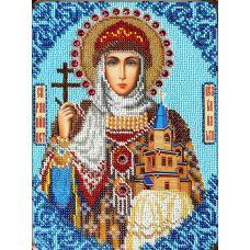 Набор для вышивания Святая Ольга, 19x25,5, Вышиваем бисером