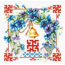 Набор для вышивания крестом Здоровье и исцеление, 26x26, Чудесная игла