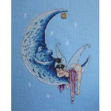 Набор для вышивания крестом Лунные грезы, 21x28, НеоКрафт