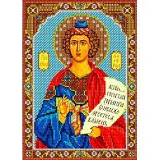 Набор для вышивания Святой Даниил, 19x26,5, Вышиваем бисером