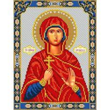 Набор для вышивания Святая Ираида (Раиса), 20x26,5, Вышиваем бисером