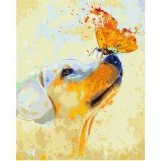 Живопись по номерам Доверие, 40x50, Paintboy, GX9057